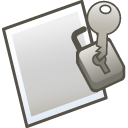 PGP keys icon