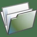 Directory accept icon