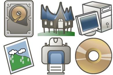 BlankOn Icons
