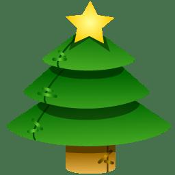 Crhistmass tree icon
