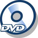 Disc dvd rom icon