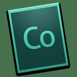 Adobe Co Icon Adobe Cc Tilt Rectangle Iconset Ziggy19